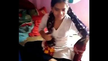 Sexy Indian Village Maid Sucking Shaft Of Boss