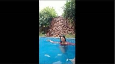 Hot Mallu Girl TikTok Without Panty