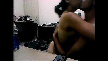 Fucking Hot Desi Girl Inside The Office