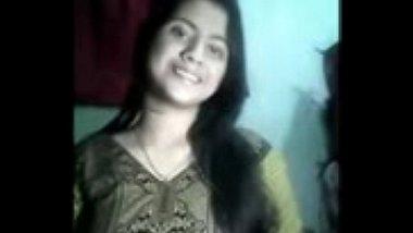 Sexy Hindi TV actress showing hot tits on webcam