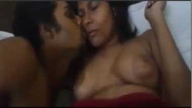 Sucking Sexy Boobs Of South Indian Wife