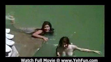 Hindi Blue Film Showing Naked Girls Swimming