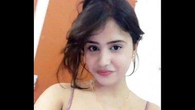Punjabi Girl Making A Nude Selfie Video