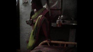 Sexy Village Bhabhi Scratching Her Pussy