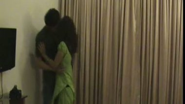 Cheating bhabhi caught on hidden cam during sex