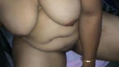 Sexy Telugu Aunty Hot Blowjob