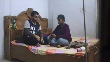 Indian virgin girl enjoyed by boyfriend