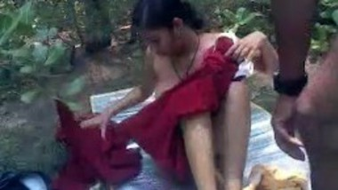 Bihari village amateur maid pussy fuck outdoor by home owner