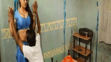 Desi Porn Star Rashmi in her new Telugu B-Grade movie