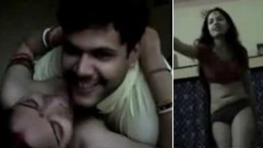 Elder married sister make desi Indian brother horny