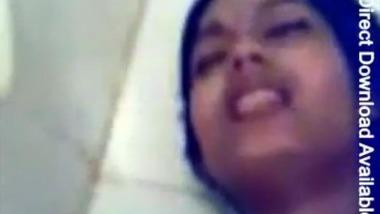 Hairy Bhabhi getting fucked by her devar in bathroom
