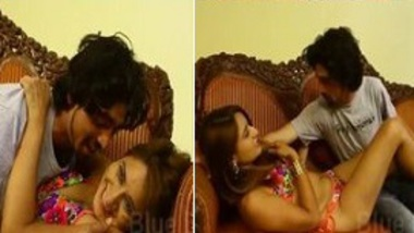 B-Grade masala Indian desi adult foreplay movie
