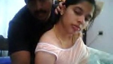 Mallu girlfriend ke saath webcam par hot sex masti