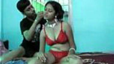 Honeymoon Suhagraat par Pati Patni ki romance sex masti