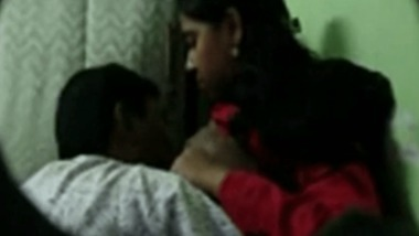 Hungry Indian brother with his sister on hidden cam