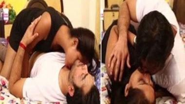 Indian desi neighbor wife enjoy hot & sexy foreplay