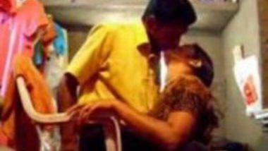 Desi free porn video of bhabhi fucks horny Devar
