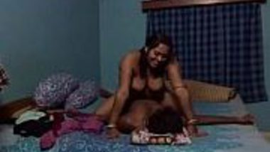 Big boobs Chennai cheating bhabhi & devar hardcore fuck