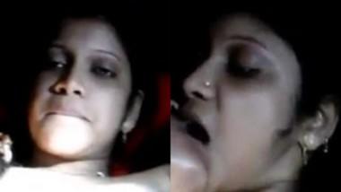 Hot Desi Couple Romance and Footjob