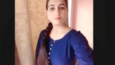 Hacked solo video of Paki Punjabi wife (HD)