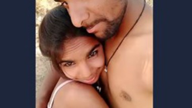 Desi cute lover romance outdoor