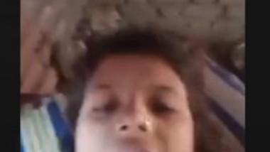 Small Boob Cute Desi Girl Showing
