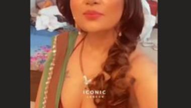 Aabha Paul Sexy Clip