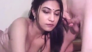 Hot cam model fucking