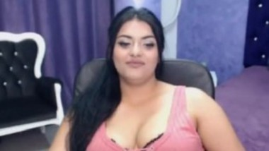 Desi cute aunty webcam video