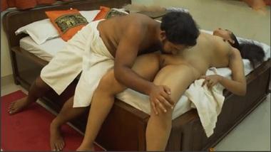 Gorgeous Indian Wife's Honeymoon Porn Clip