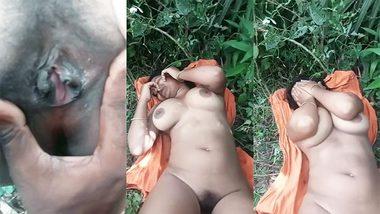 Indian xxx videos! Desi outdoor nude MMS video