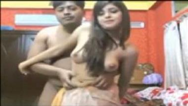 Desi Teen's Hot Sex With Servant