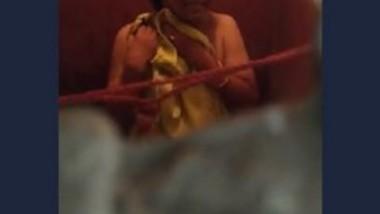 Desi aunty bath video