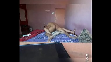 Fucking Hot Bhabhi With TV's Full Volume