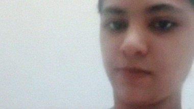 Wonderful desi hottie naked selfie tease MMS