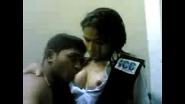 Pressing Boobs Of Hot Desi Teen