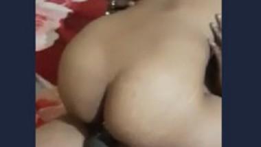 Busty hot Aunty fucked hard
