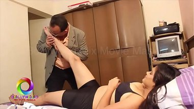Seduction of a high class desi escort