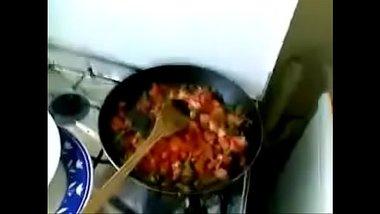 NRI bhabhi having masala sex while cooking