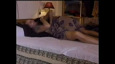 Sexy maid fucked hard by a foreigner in hotel