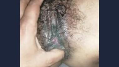 Desi girl pussy fingering her lover