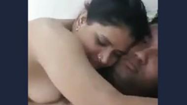 Beautiful girl fucking her husband