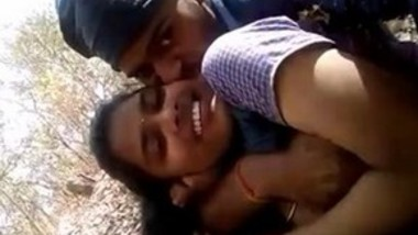 South Indian Lovers Romance in Forest