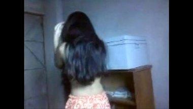 Bangladeshi girl romancing with her lover