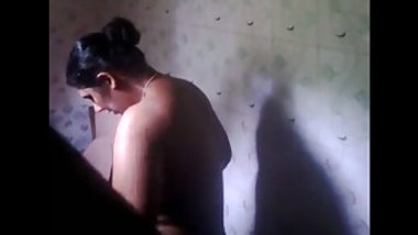 Solo charming Indian female changes in front of the camera for XVideos