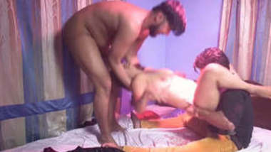 Desi Threesome Best Scene Must Watch