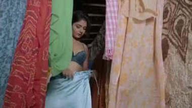 Jija Romance with bathing sali