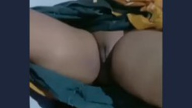 Tamil chubby girl exposed boob and pussy on cam show 4