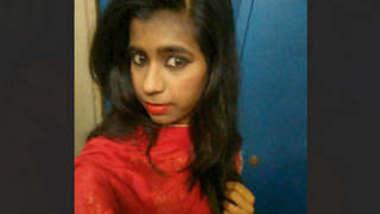 Bangladeshi Girl Make Videos For Bf Before Bath Part 1