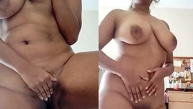 Curvy Desi housewife gladly demonstrates juicy XXX assets on camera